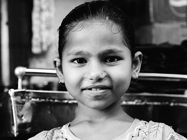 A Bit Happy And A Bit Surprising Face (India)