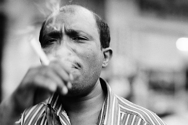 Smoke Of Cigarette @ India