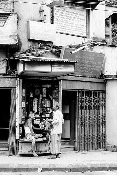 街角の煙草屋 @ インド