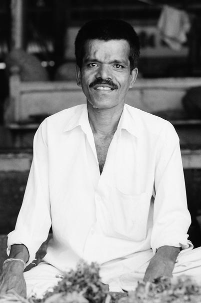 Crew-cut Man (India)
