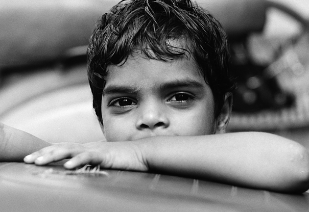 Eyes Of A Kid @ India