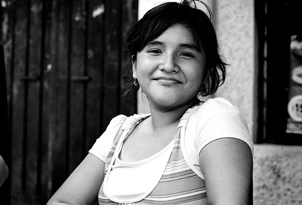 Proud Face Of A Woman @ Mexico