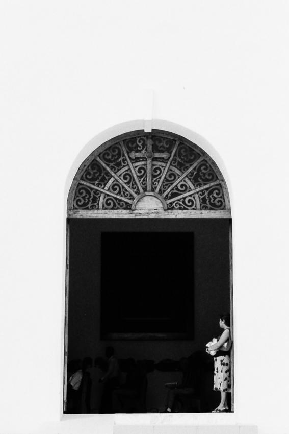聖マルコ大聖堂の入口