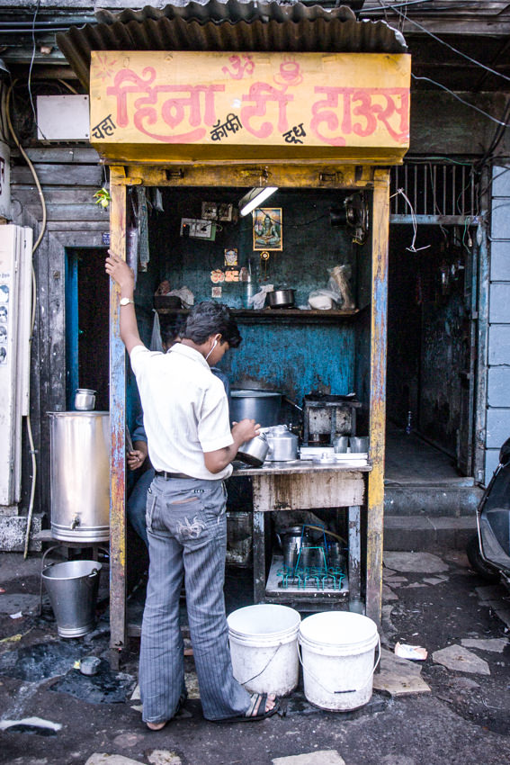 Small Chai stand