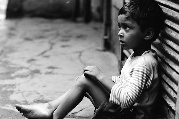 Barefoot Youngster (India)