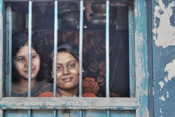 Women By The Window (India)