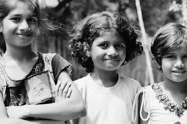 Three Girls @ India