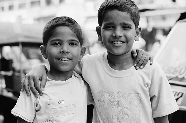 Smiling Brothers (India)