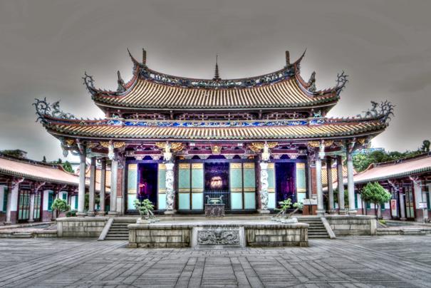 A Temple @ Taiwan