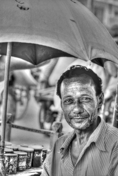 Smile Under The Sunshade (Bangladesh)