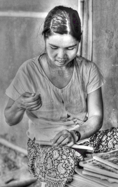 Binding Books (Myanmar)