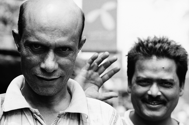 Two Men @ India