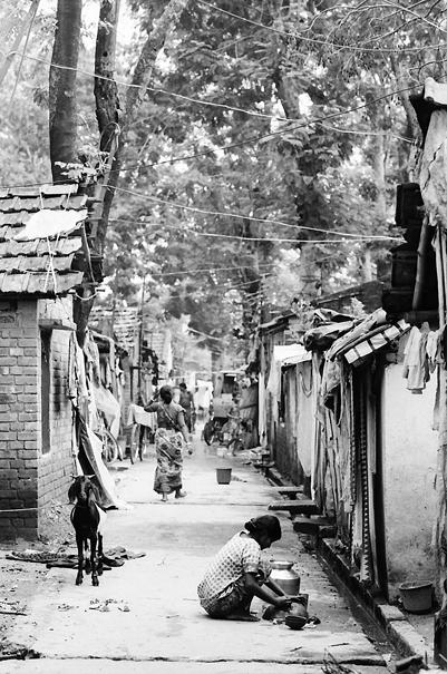 Housework In The Lane @ India