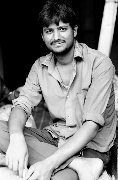 Smile Of A Craftsman (India)