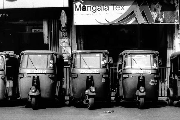 Three wheelers