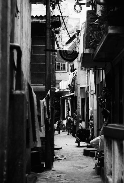 Dark Lane @ Sri Lanka