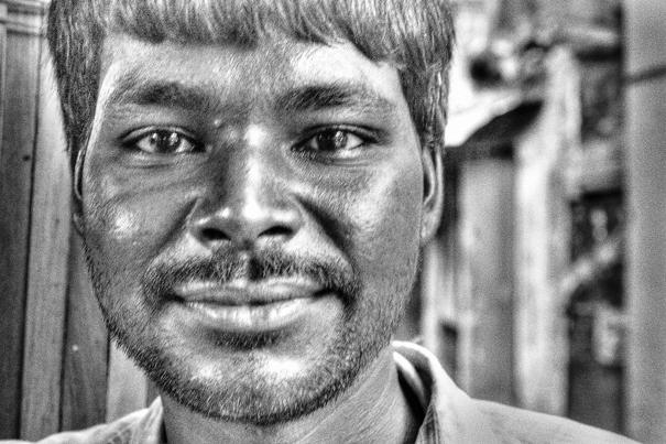 A Chubby Face @ India