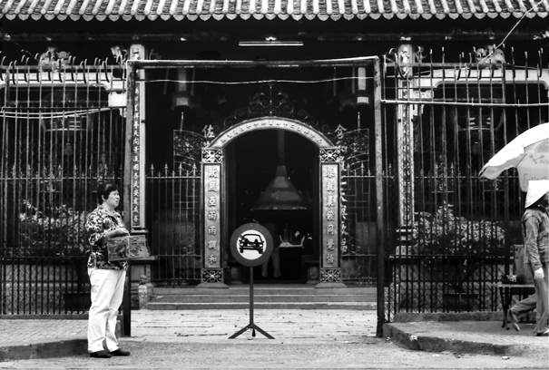 Woman At The Gate (Vietnam)