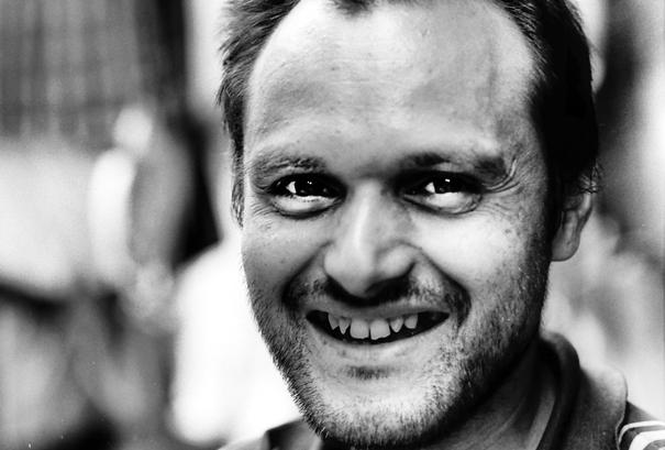 Smiling Man @ Nepal