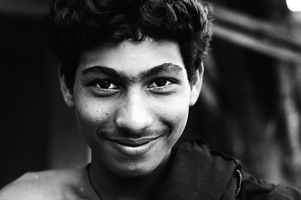 Proud Face Of A Young Man (India)