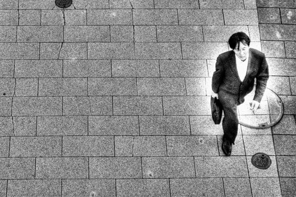 Walking Businessman (Tokyo)