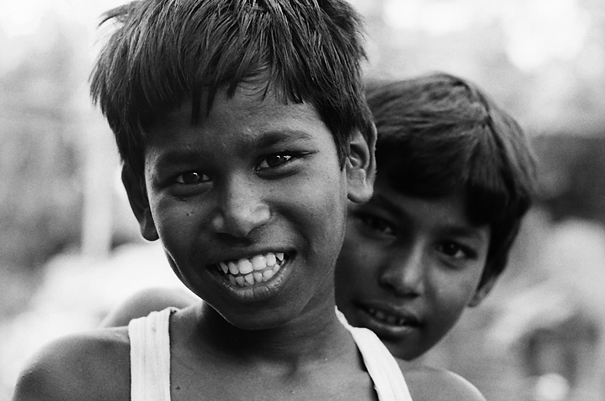 Two Faces Of Boys @ India