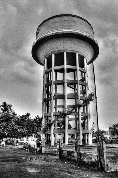 Water Tower @ India