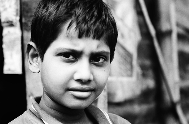 Keen-eyed Boy (India)