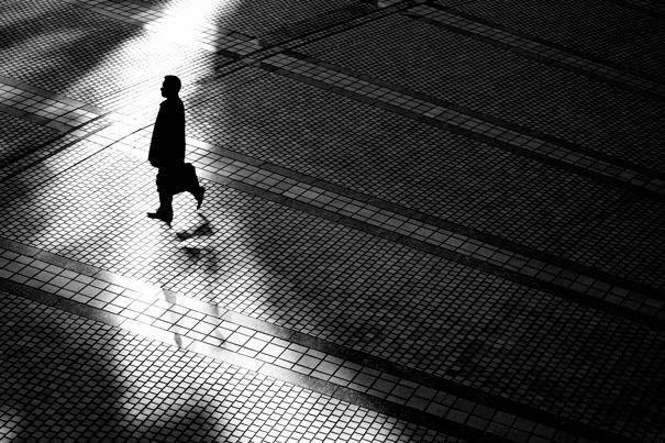 Silhouette In The Square @ Tokyo