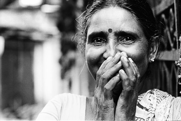 Surprising Woman @ India