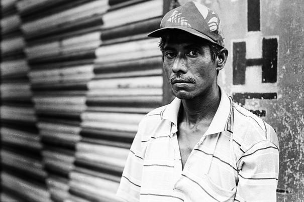 Man Wearing A Cap @ India