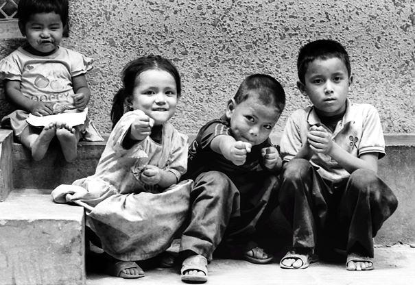 Fists Of Kids @ Nepal