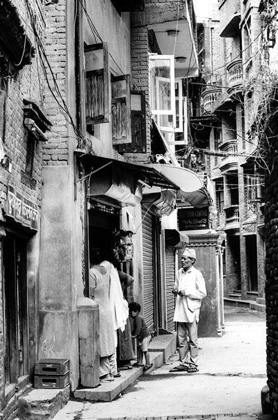 General Shop In The Alleyway @ Nepal