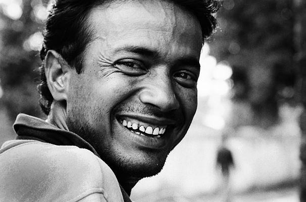 Laughing Man @ India