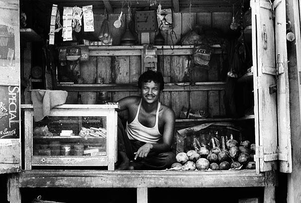 Man In A Hut (India)