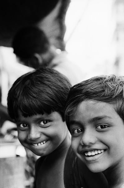 Two Smiles @ India
