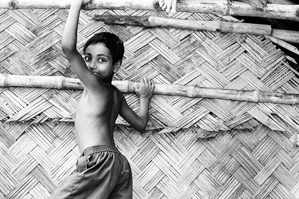 Boy Looked Back Happily (India)