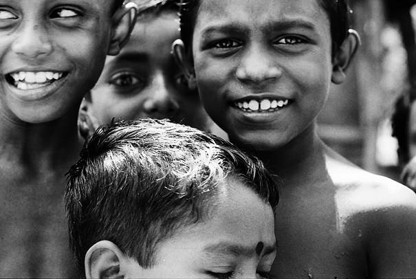 Eyes Of Boys @ India