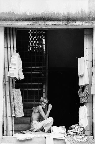 Obstructing Man At The Entrance (India)
