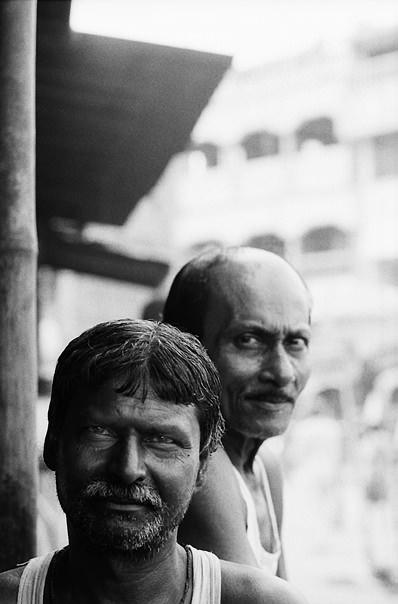 Eyes Of Two Men @ India