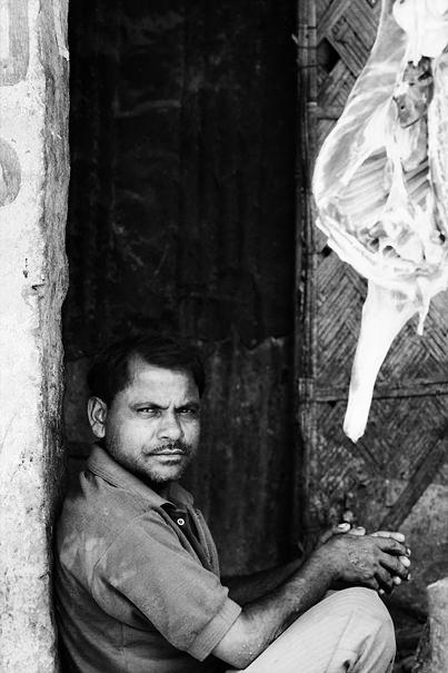 Narrow-eyed Butcher (India)