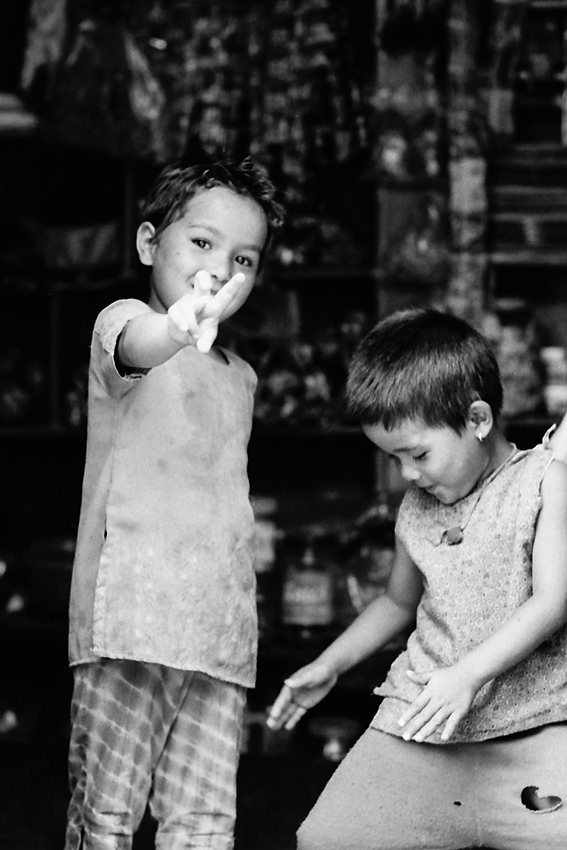 Vigorous kids