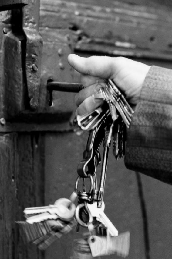 Bundle of keys