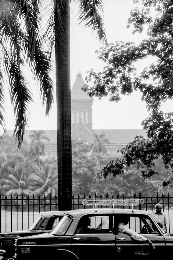 ムンバイのタクシー