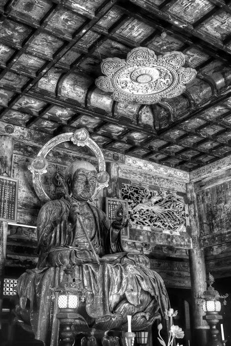 建長寺の地蔵菩薩坐像