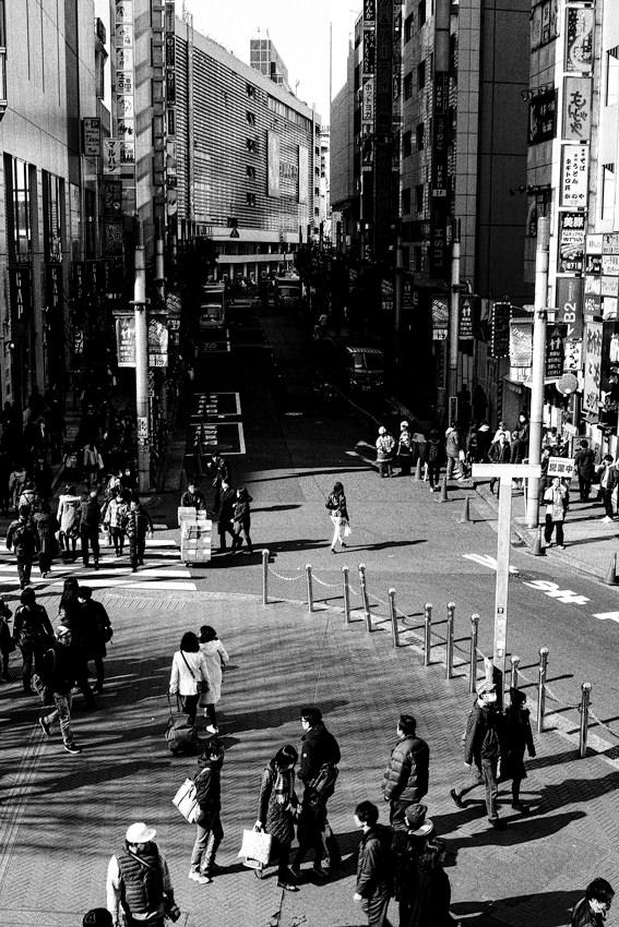Street in Shinjuku