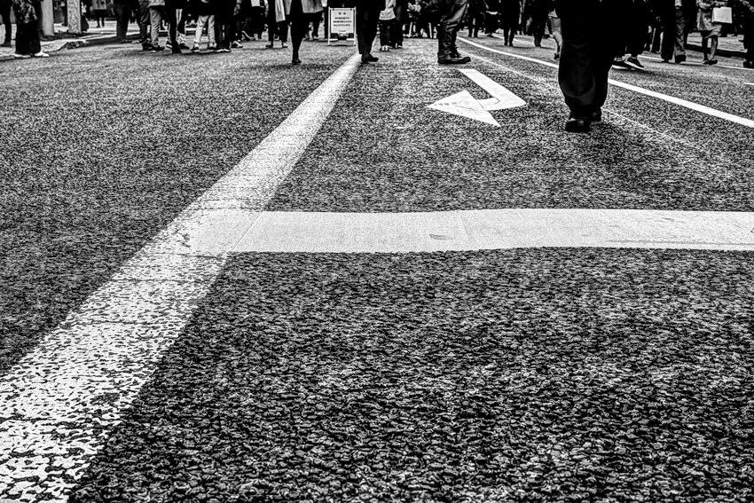 Right turn lane