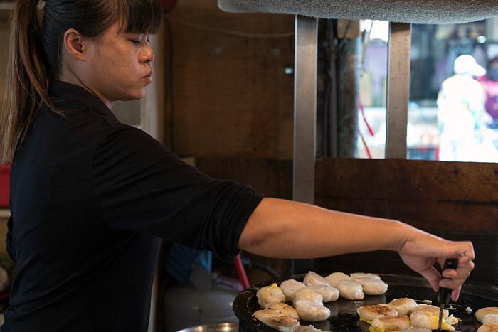 Woman Holding A Spatula (Taiwan)