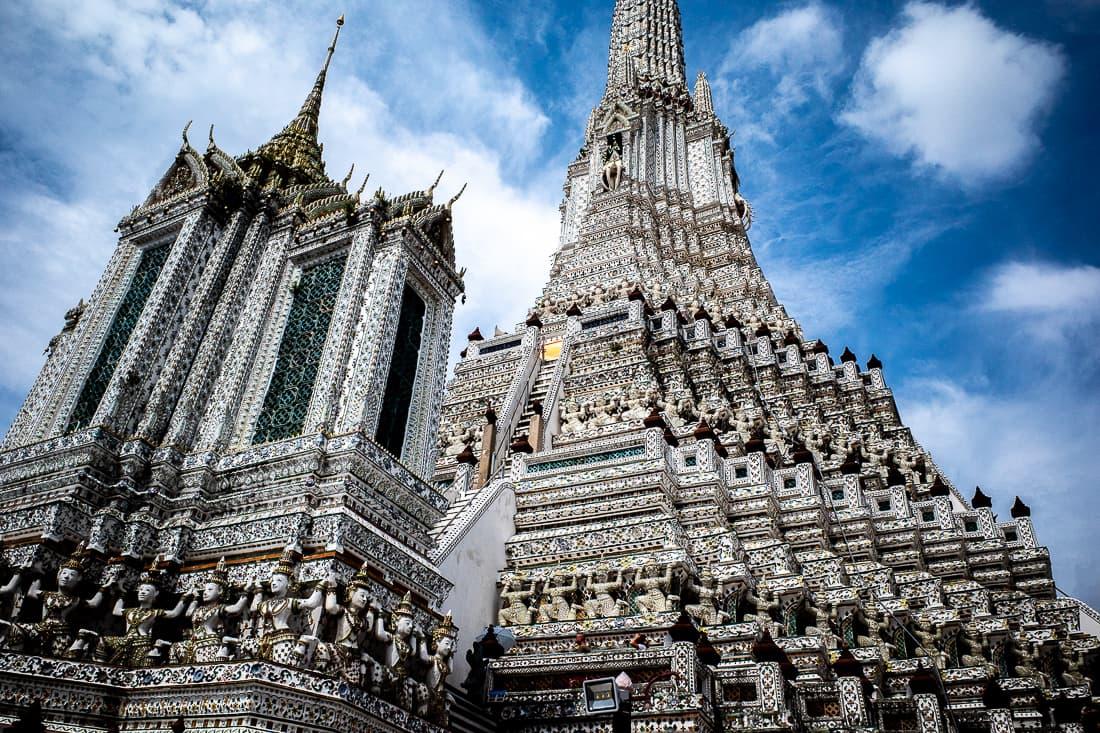 Pagoda in Wat Arun
