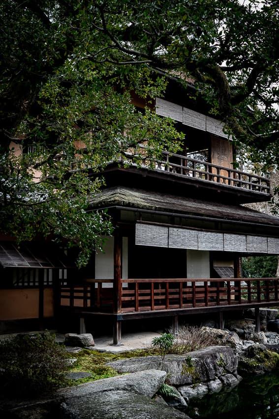Shusui-tei in Kyoto Gyoen